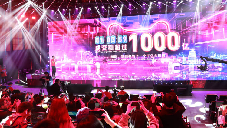 alibaba-single-day-sales-record